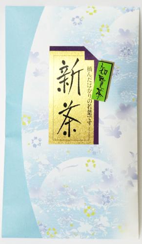 1. 知覧新茶(100g) 1,500円