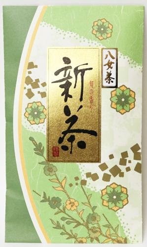 7. 八女新茶(100g) 1,200円
