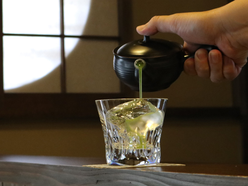 ロック茶①